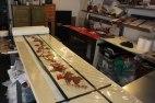 printing ivy scroll